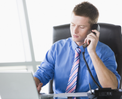 職場での電話応対